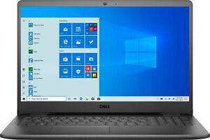 "New Dell Inspiron Laptop 15.6"" FHD Core i5-1135G7 12GB 256GB SSD i3501-5081BLK"