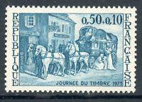 STAMP / TIMBRE FRANCE NEUF LUXE N° 1749 ** JOURNEE DU TIMBRE RELAIS DE POSTE