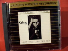 "MFSL-UDCD 546 STING ""...NOTHING LIKE THE SUN"" (ULTRADISC-JAPAN-GOLD-CD/NEARMINT)"