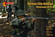 Mars Figures 1/72 GERMAN ELITE DIVISION IN NORMANDY 1944-1945 Figure Set