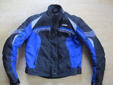 Kurze neuwertige Textil-Motorradjacke von Probiker für Damen mit Gr. 40/M
