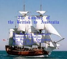 CD - The Coming of the British to Australia Collection - 11 eBooks (Resell)