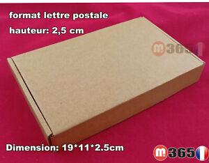 20 Étuis 350x250x350mm b-410g//m2 carton d/'expédition gamme CARTONS Marron