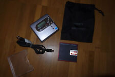 Sony MD NH600  NET USB Minidisc + HI 1 GB MD  (408) Gehäuse top