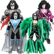 KISS 8 Inch Action Figures Series 8 Dynasty: Set of all 4 [LOOSE]