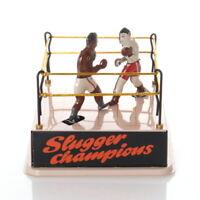 Boxring, Aufziehwerk - Mechanisches Blechspielzeug