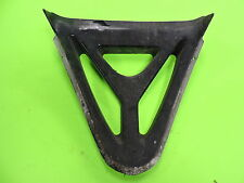 98-99 YAMAHA YZF R1 FRONT LOWER INNER EXHAUST V FAIRING COWL GUARD