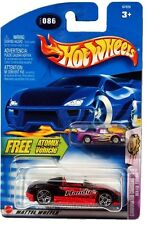 2003 Hot Wheels #86 Carbonated Cruisers MX48 Turbo 0912 card