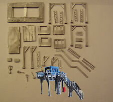 P&D Marsh N Gauge N Scale M17 Elevated observation box kit requires painting