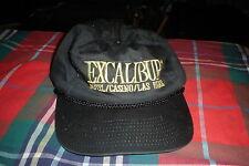 Vintage Excalibur Hotel Casino Las Vegas Cap Hat Rare !