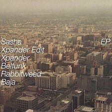 Various Artists Xpander CD ,Sasha , Belfunk, Rabbitweed, Baja good condition