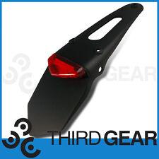 DRZ250 DRZ400 RMX RM LED Stop Tail Light - Lamp Plate Recreation Registration