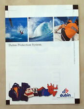 B260-Advertising Pubblicità-1999 - DUBIN PROTECTION SYSTEM