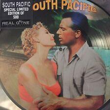 SOUTH PACIFIC 'SOUNDTRACK' 1 OF 500 LTD EDT PICTURE DISC VINYL LP - NEW