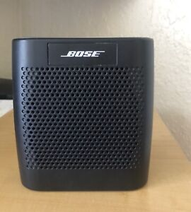 Bose SoundLink Color Portable Wireless Bluetooth Speaker. Charging Issue