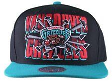Mitchell & Ness NBA Vancouver Grizzlies Backboard Breaker Snapback Baseball Hat