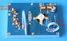 2018 76-108MHz 150W-200W RF FM TX Transmission Power Amplifier AMP