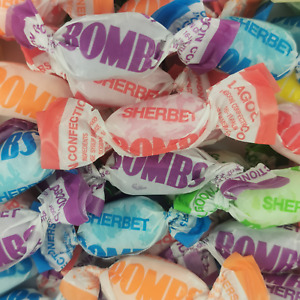 LAGOON SHERBET BOMBS FIZZY LOLLIES 190g -2kg