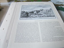 Nürnberg Archiv 1 Stadtbild 1058 Delsenbach ubnd Insel Schütt