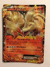Pokemon Card / NINETALES EX Promo Holo 193/XY-P
