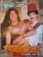 TV Sorrisi e Canzoni n°41 1994 Lorella Cuccarini Columbro Patty Pravo  [D49]