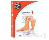 Baby Feet The Original Exfoliation Foot Peel in Lavender Scent Get Summer Ready