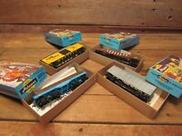 Vintage LOT ATHEARN Built Model Railroad Train Cars Ho Gauge (34)