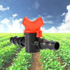 Plastic Connector Water Hose Pipe Tap Drip Irrigation Ball Valve Home Garden Z2