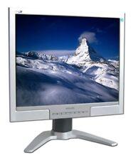"Philips 190B 19"" 1280 x 1024  250 cd/m² 8ms VGA DVI Silber/Schwarz TCO03 USB Hub"