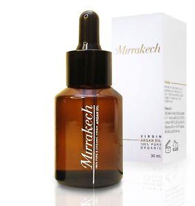 Mirrakech 100% Pure & Organic Cold Pressed Argan Oil