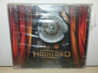 HIGHLORD - THE DEATH OF THE ARTISTS - CD