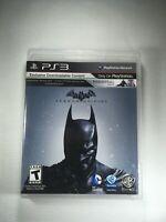 Batman: Arkham Origins -- Collector's Edition (Sony PlayStation 3, 2013)