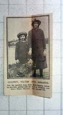 1917 Brave Marie Sharratt Rescues Little Larousse Busted Windsor River
