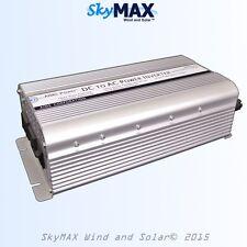 Aims 12 volt 1250 watt dc to ac modified inverter Off Grid RV Car