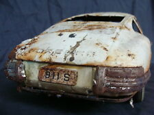 JAPAN PORSCHE 911 S VINTAGE TIN TOY 38 CM OLD