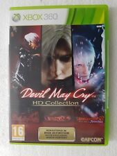 XBOX 360 DEVIL MAY CRY HD COLLECTION XBOX360 MICROSOFT