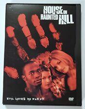 House on Haunted Hill DVD Halloween horror