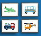transportation nursery art prints airport bedding bedroom wall art decor picture