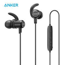 Anker SoundBuds Slim Wireless Headphones Bluetooth 4.1 Lightweight Stereo IPX4