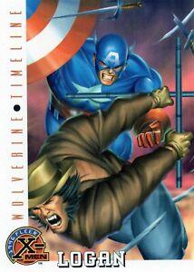 1995  &  1996 Fleer X-Men    Individual Trading Cards