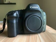 Canon EOS 5D Mark 1 Classic Full Frame 12.8MP w/ Batteries, CF Card + Extras