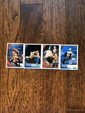 Topps Wrestling Cards Lot Bundle RAW Smackdown