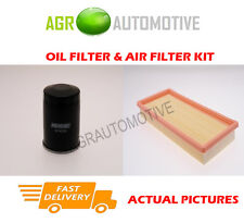 PETROL SERVICE KIT OIL AIR FILTER FOR FIAT GRANDE PUNTO 1.4 95 BHP 2005-11