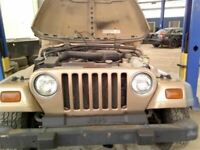 Speedometer Cluster LHD MPH Fits 97-00 WRANGLER 4173446
