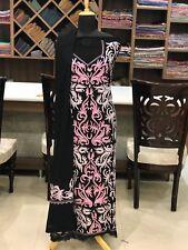Kashmiri Embroidered Suit Women Indian Ethnic Wear Party Wear Salwar Kameez