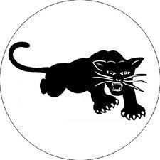 CHAPA/BADGE BLACK PANTHERS . pin button mc5 martha davis malcom x power
