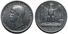 5 Lire 1926 BB+ - R
