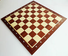 NUEVO TORNEO NR 5 Madera Tablero de ajedrez 48cm