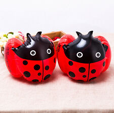 2x Beetle Children Arm Band Swimming Floaties Aid Inflatable Safety Water Wings