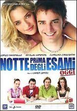 DvD NOTTE PRIMA DEGLI ESAMI OGGI - (2006)  ......NUOVO